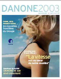 2003 Rapport économique et social PDF