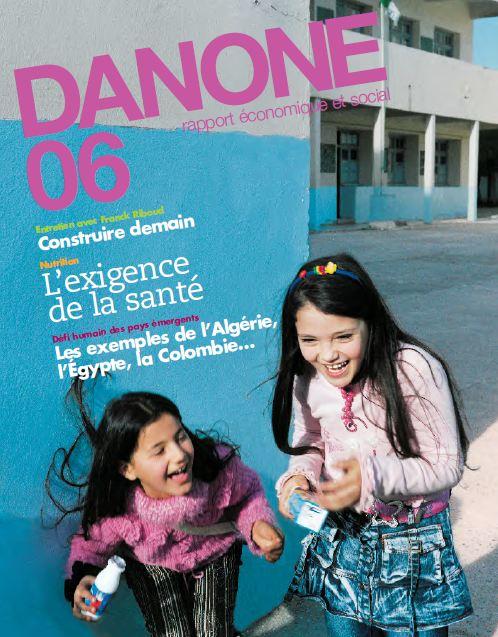 2006 Rapport économique et social PDF