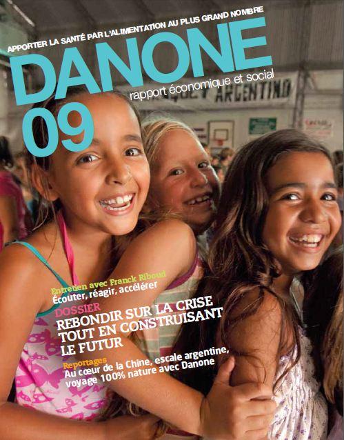 2009 Rapport économique et social PDF