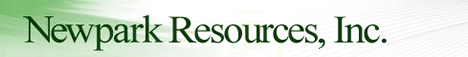 Newpark Resources, Inc. Web Site