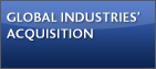 Global Industries' Acquisition