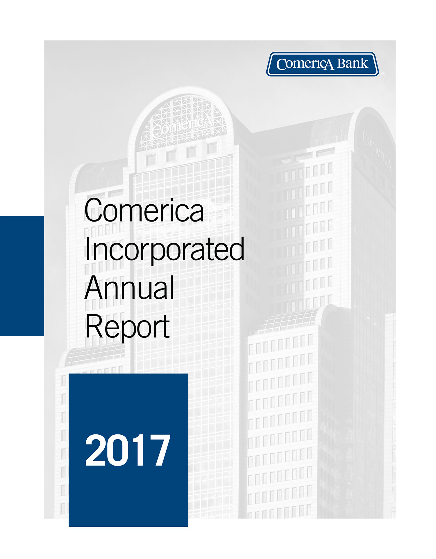 Comerica - Annual Report 2017