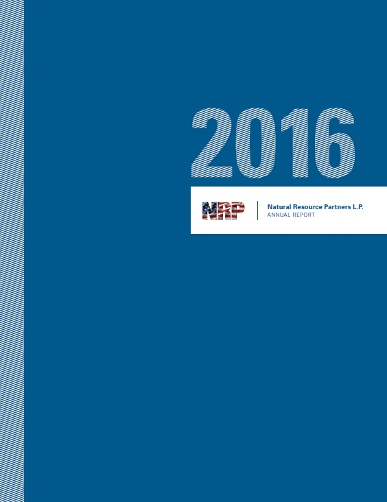 NRP 2015 Annual Report