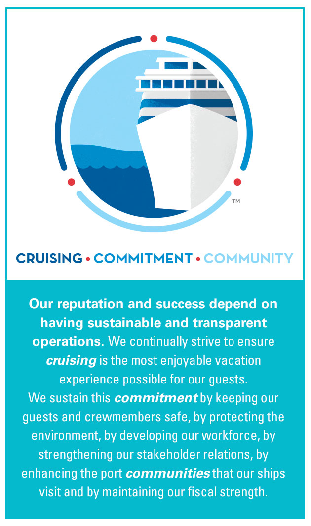carnival cruise line mission statement