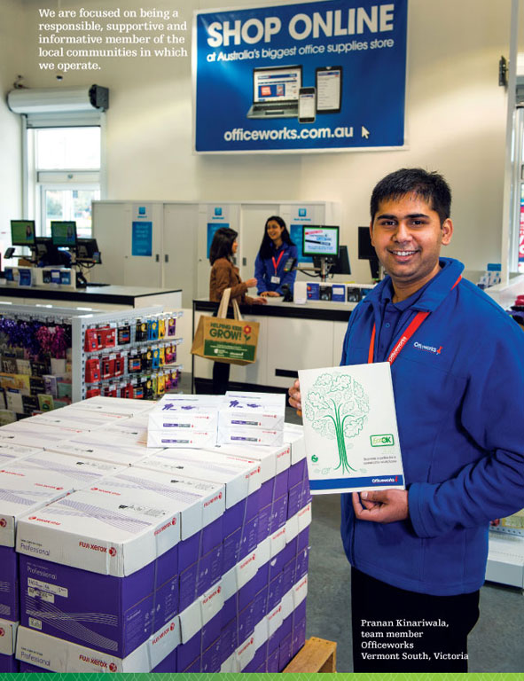 Wesfarmers 2012 Annual Report | Officeworks