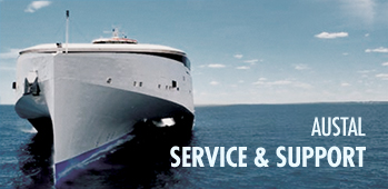 Austal Service & Support