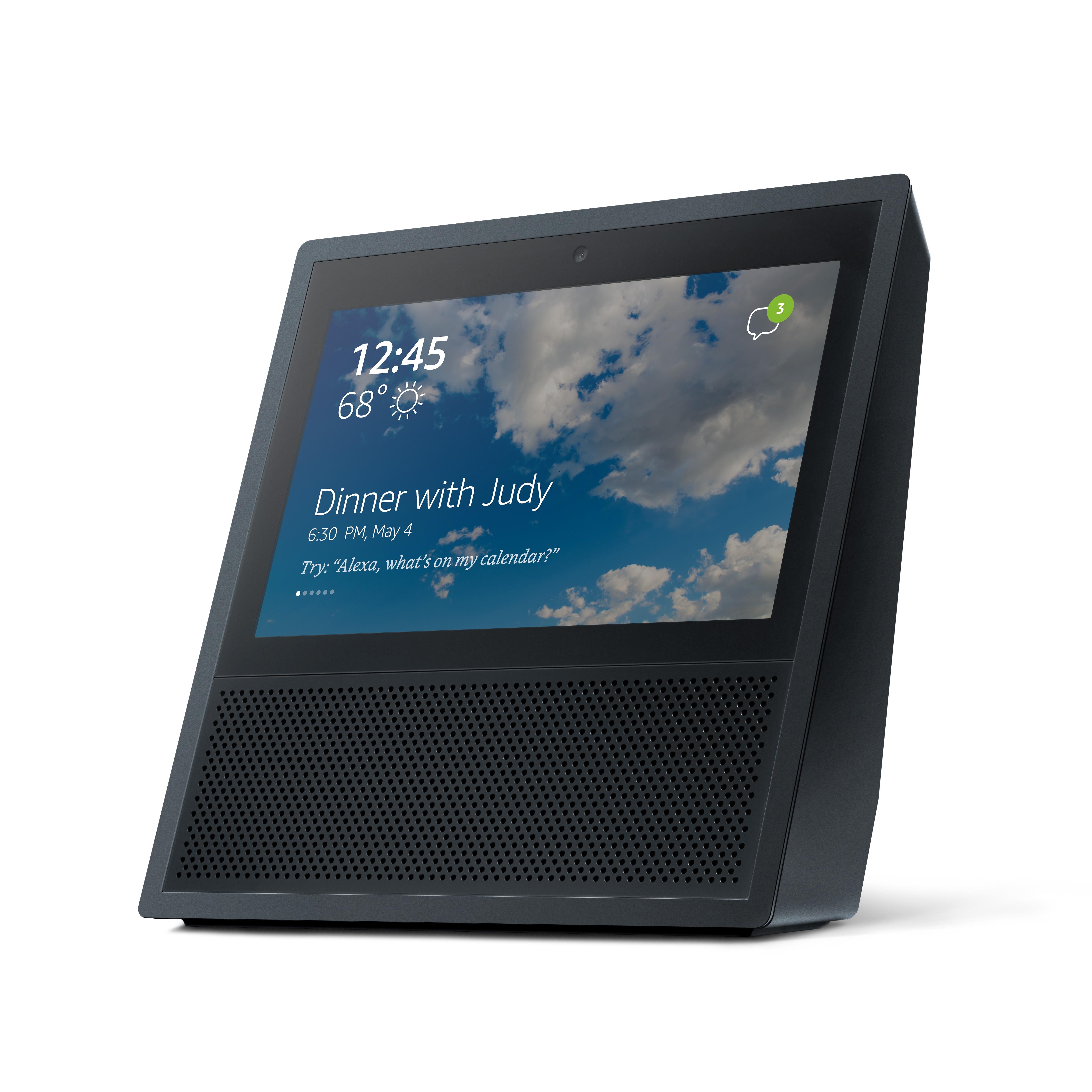 Amazon - Press Room - Product Images - Amazon Echo Show