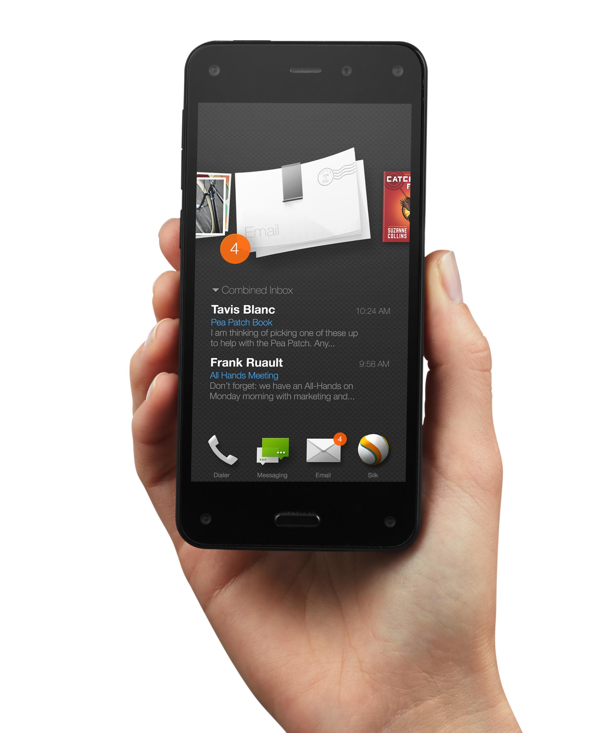 moins de deux mois apr s son lancement amazon brade d j son premier smartphone silicon 2 0. Black Bedroom Furniture Sets. Home Design Ideas