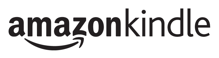Image result for Image for Amazon Kindle in Black and white logo