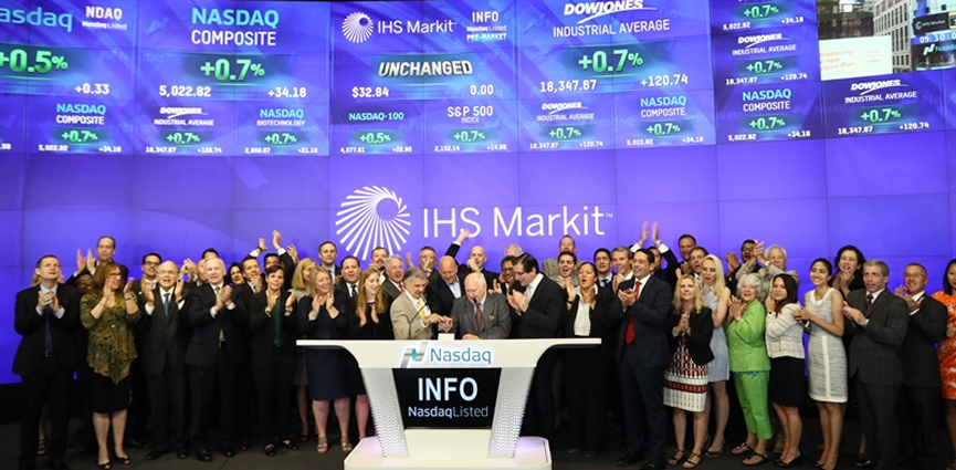 IHS and Markit Complete Merger to Form Global Information Powerhouse