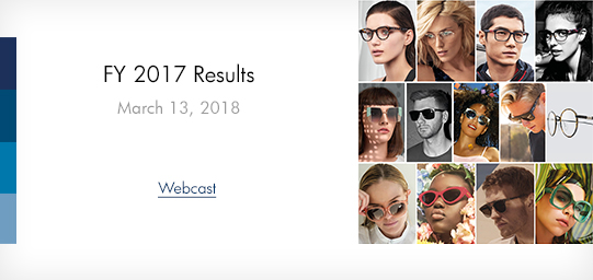 FY 2017 results