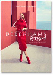 debenhams redesigned