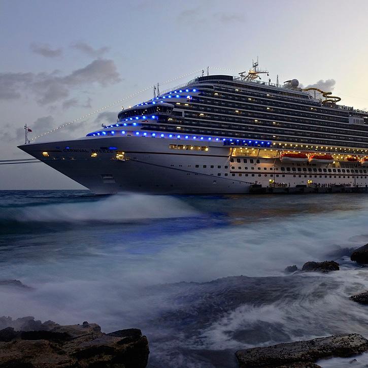 Corporate Information Carnival Corporation - Carnival cruise ship history