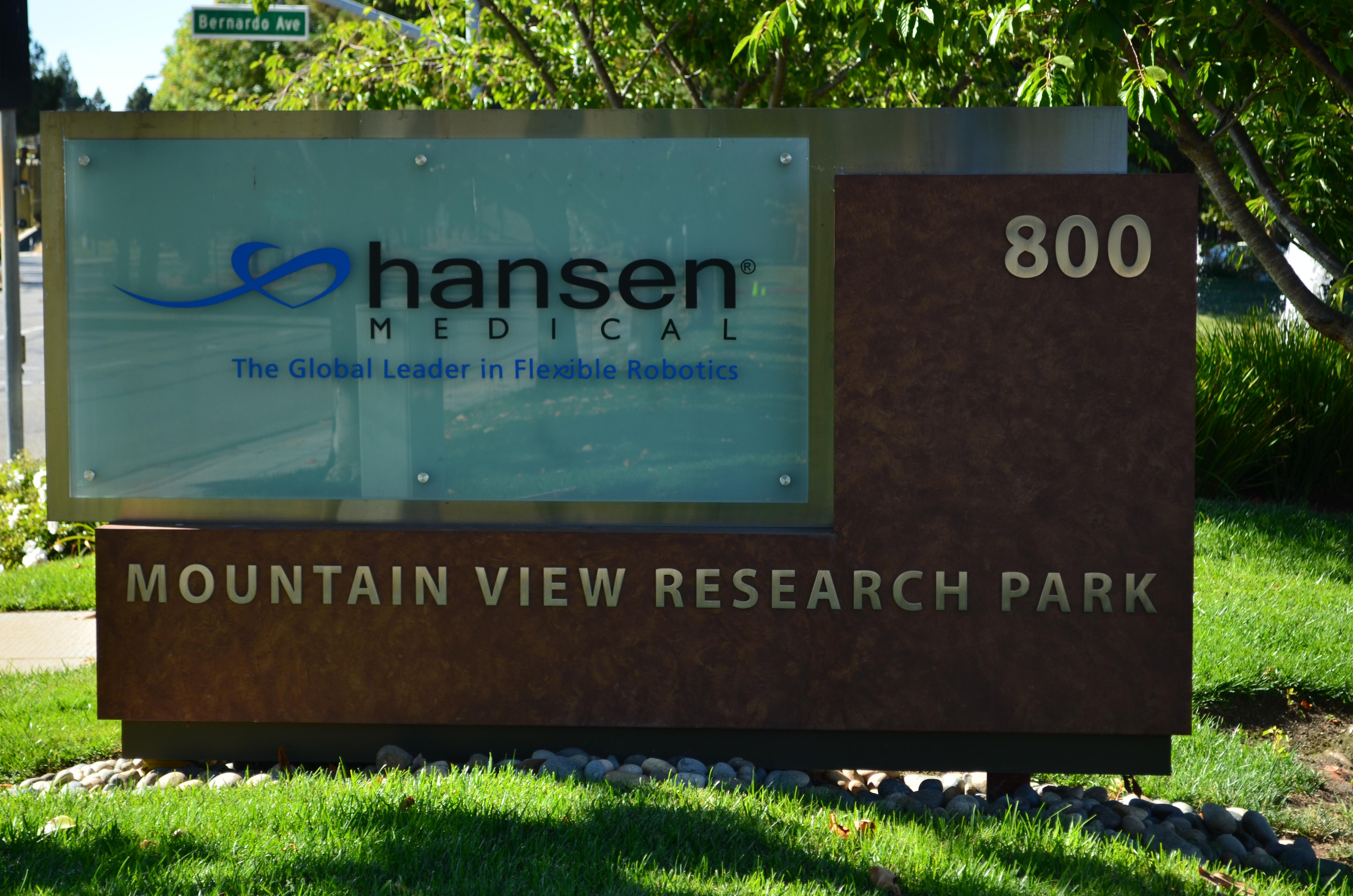 Hansen Medical