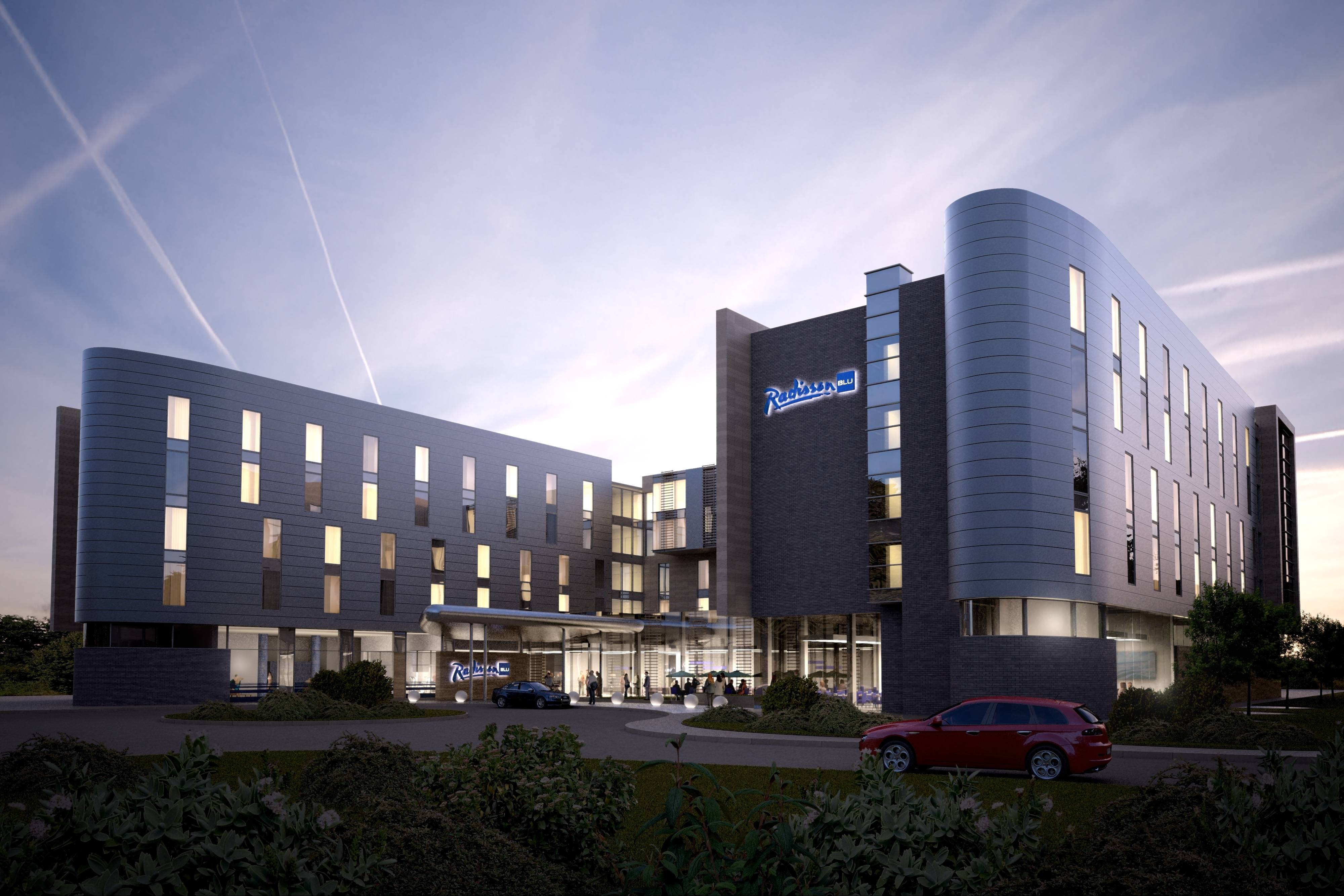 Rezidor Announces The Radisson Blu Hotel East Midlands
