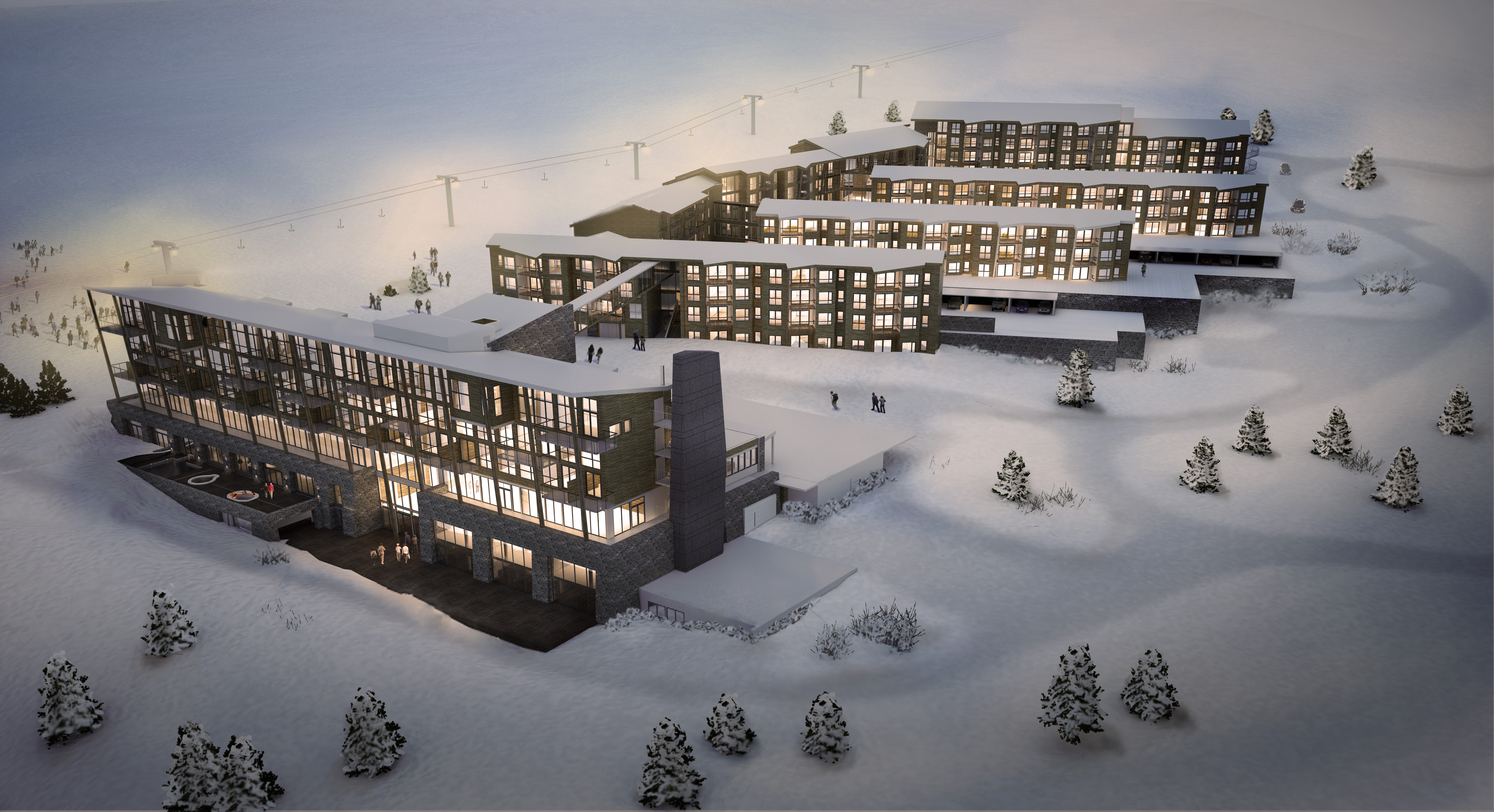 The Rezidor Hotel Group One Of Fastest Growing Companies Worldwide Announces Park Inn Trysil Mountain Resort In Norway