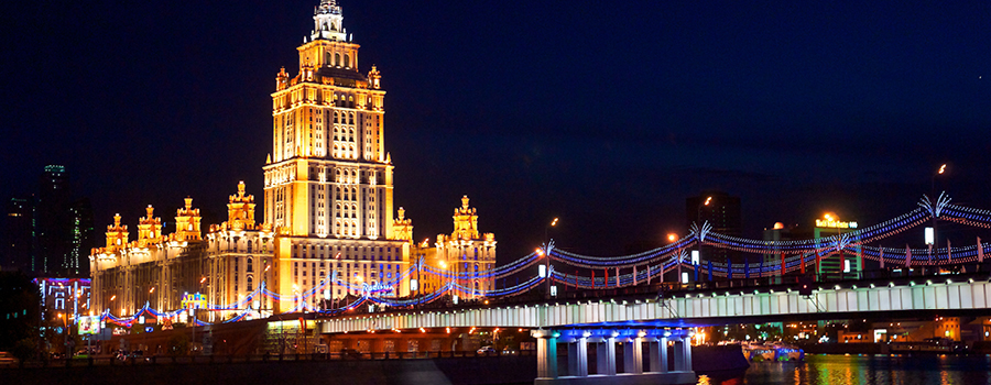 RUSSIA, CIS & BALTICS – MOSCOW OFFICE