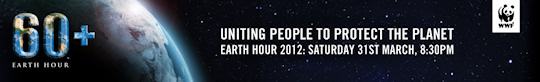 Earth Hour 2012: More than 120 Rezidor hotels participating