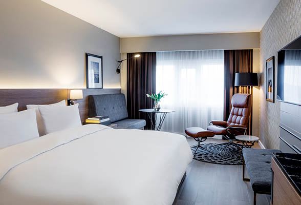 Oslo S Landmark Radisson Blu Plaza Hotel Is Now Embarking On A Total Refurbishment Of Its 676 Rooms Which Will Be Completed After The Summer Norway