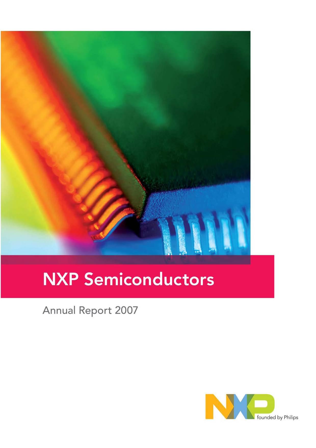 NXP 2007 Report