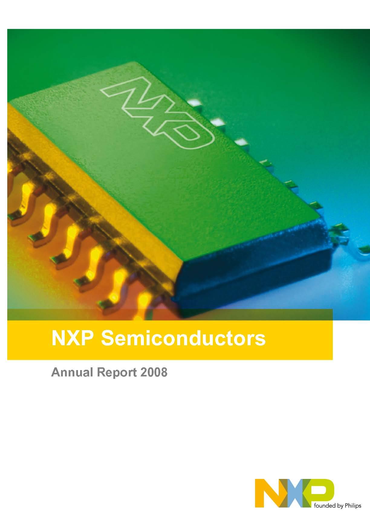 NXP 2008 Report