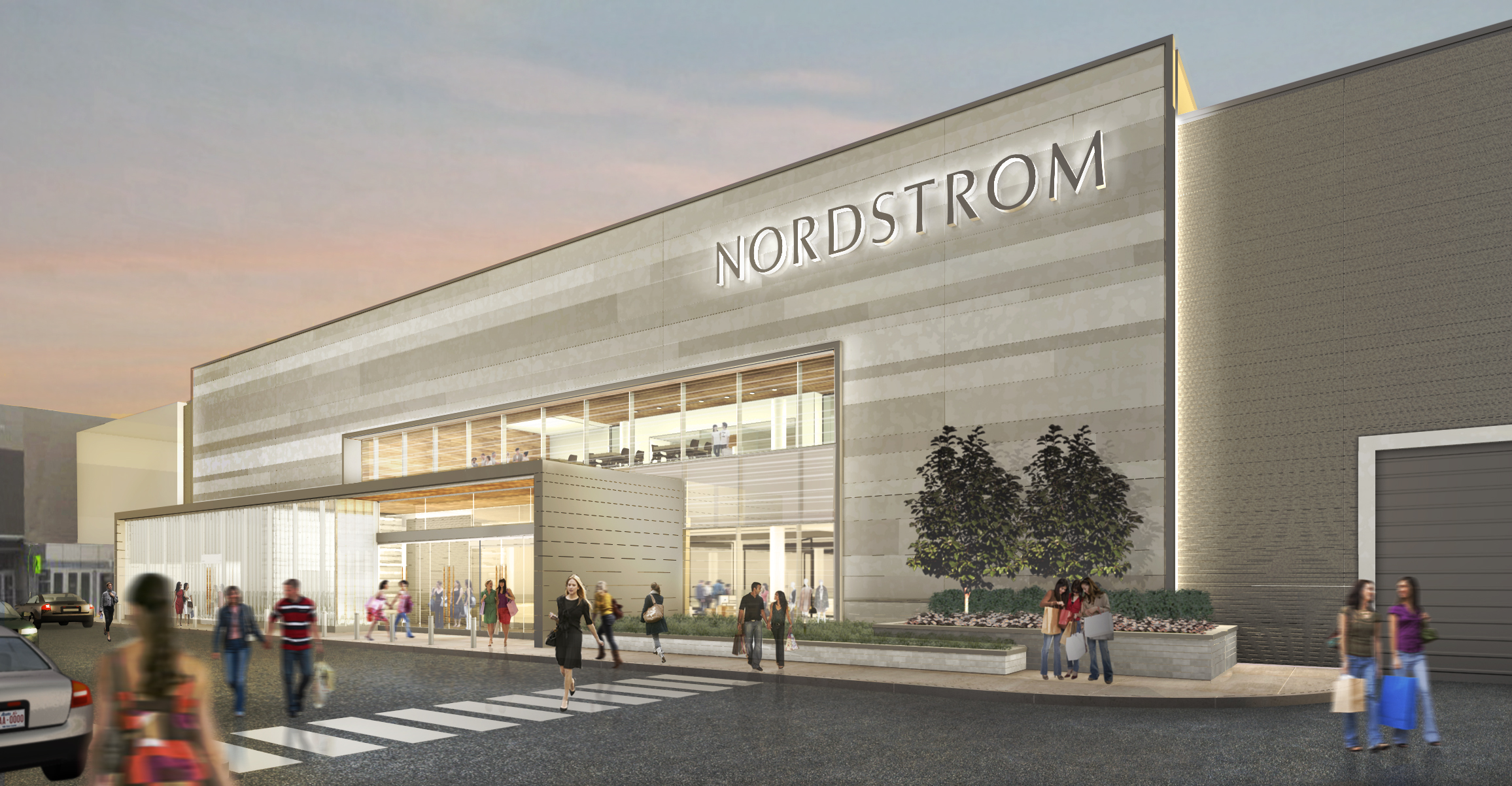 Nordstrom Headquarters Info