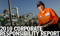 2010 Corporate Responsibilty Report