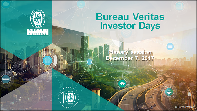 Investor Days 2015
