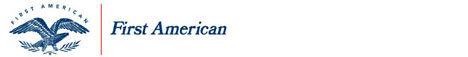First American Financial Corporation Web Site