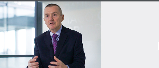 IAG CEO