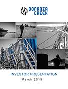 March 2019 Investor Presentation