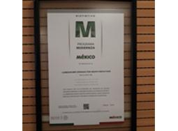 DISTINTIVO M (Mexico) x