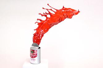 Tomato Paint Soup - Emanuele Niri