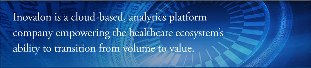 Inovalon integrates healthcare data from disparate data sources to achieve meaningful improveme