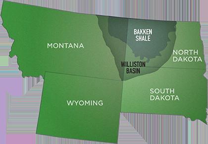 bakken formation north dakota