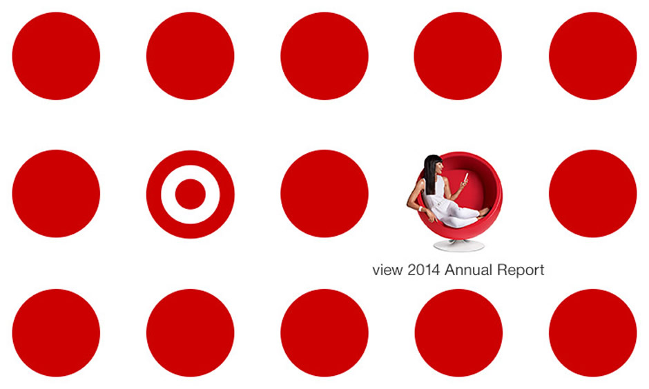 Target 2014 Annual Report cover
