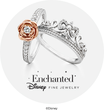 Jcpenney 2016 summary annual report for Disney fine jewelry rings