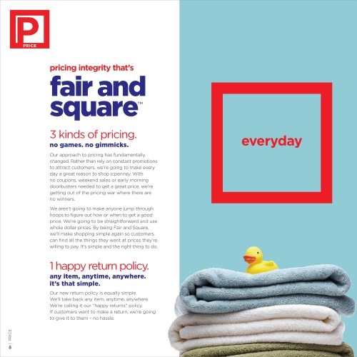 j c penney creating americas favorite store essay The j paul getty museum seeks to inspire curiosity about, and enjoyment and understanding of, the visual arts by collecting, conserving, exhibiting, and interpreting works of art of outstanding quality and historical importance.