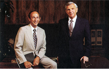Richard and Henry Bloch