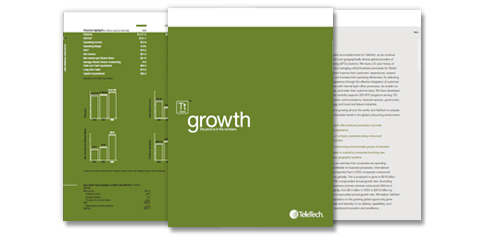 TeleTech 2006 Annual Report