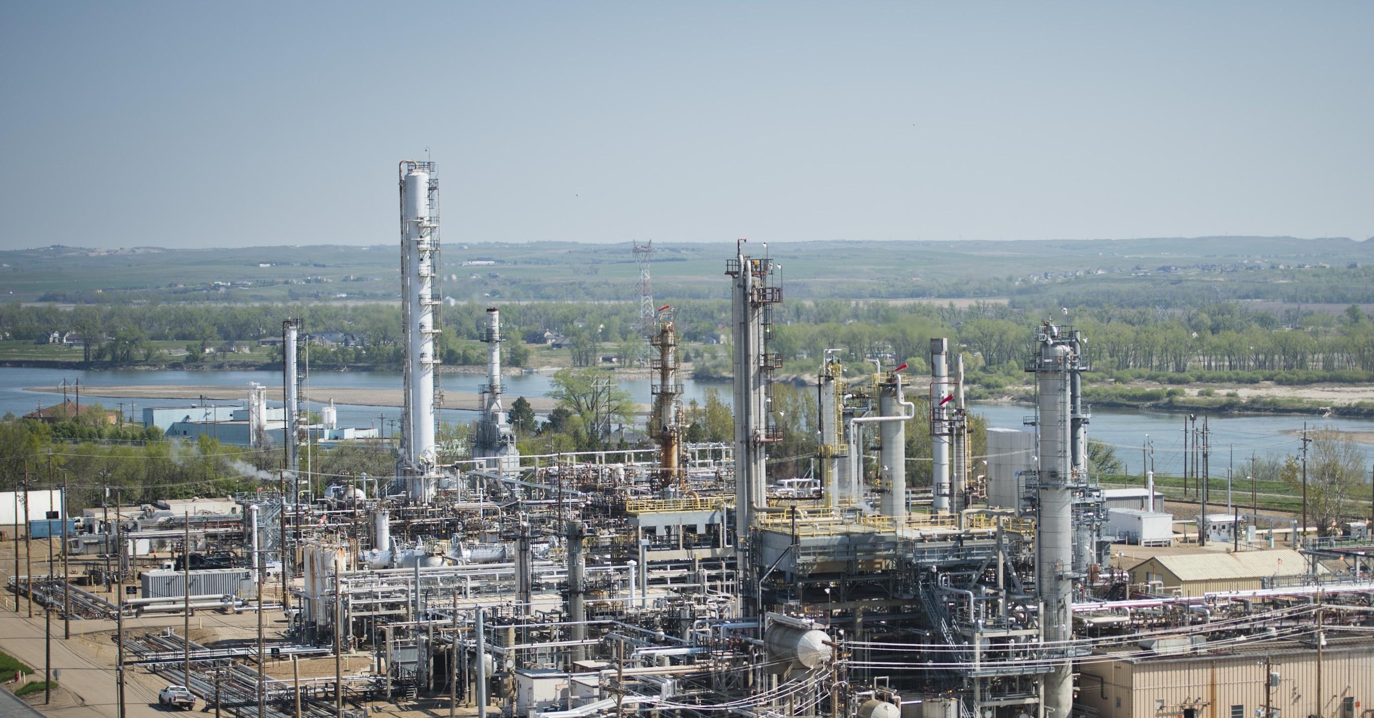 Mandan Refinery