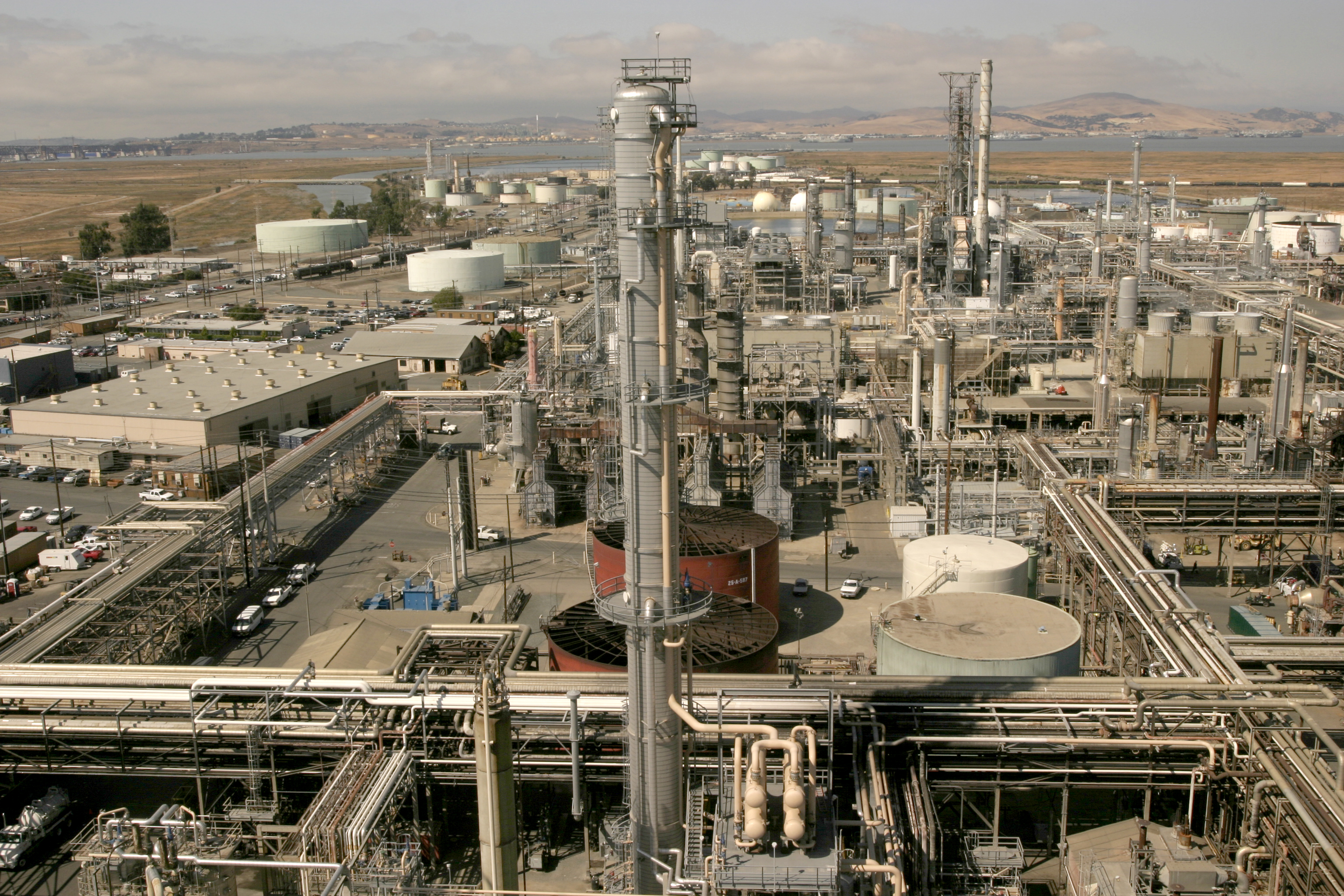 Martinez Refinery