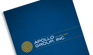 2010 Apollo Group Inc. Annual Report