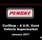 CarShop Presentation