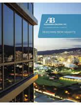 2014 Alexander & Baldwin Annual Report