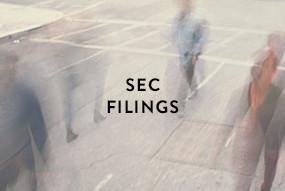 SEC Filings
