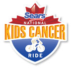 kids cancer ride