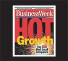 AngioDynamics Named One of Businessweek's Top 100 Hot Growth Companies for 2005