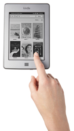 The Kindle Touch