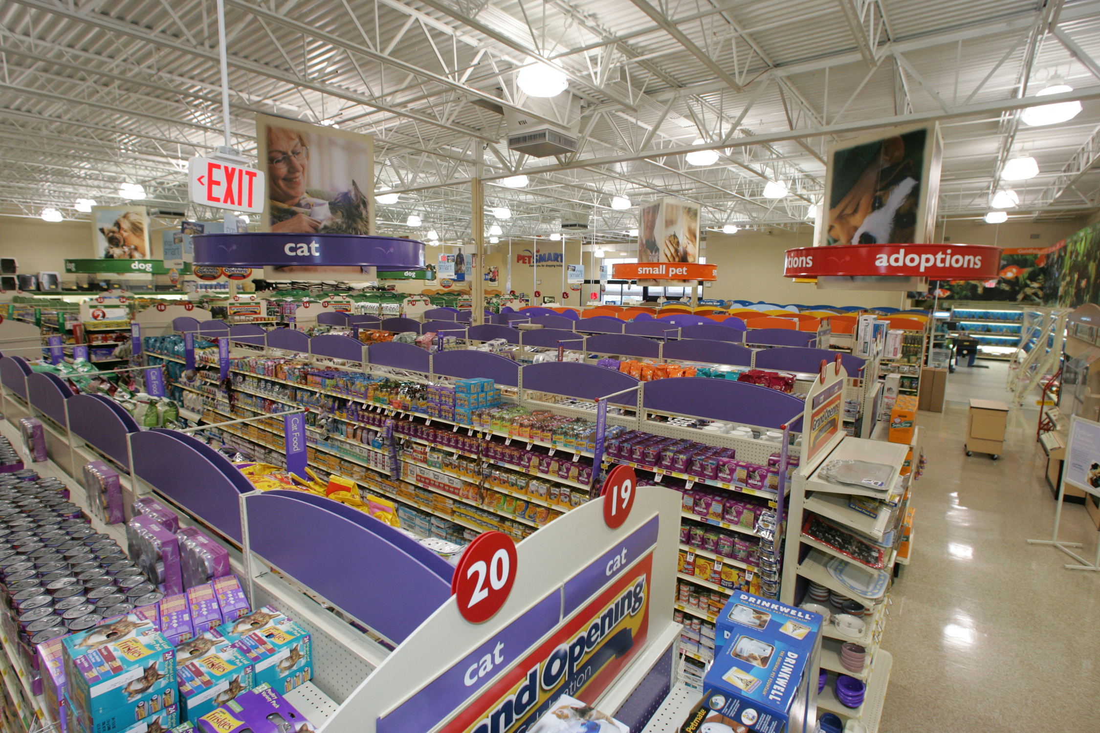 Us Distribution Centers Interior